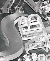 Pleksiklaasi laserlõikus